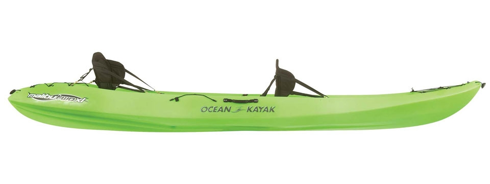 ocean kayak sit on top canoe and kayak, ocean kayak malibu two XL tandem canoe ocean kayak double canoe review and specifications, colours, ocean kayak malibu two XL best prices for sale in the Uk