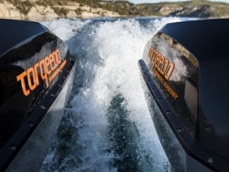Torqeedo Electric Outboard Engines, Torqeedo Deep Blue Electric Outboard Engines, Outboard engines electric, 40hp and 80hp outboard engine