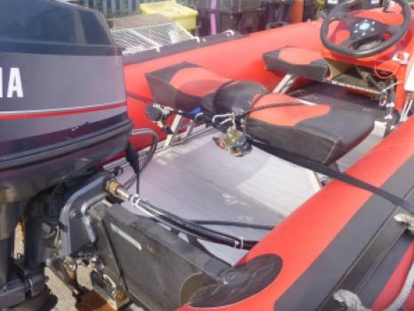 zodiac medine 1 rib preowned with Suzuki 70hp engine and trailer, all in very good condition throughput. this rib is offered for sale complete specification and folowoing revoew by ourselves all fully serviced this medline 1 rib is immaculate having had one owner from new and is a great example of a preowned zodiac medline 1 rib with full specification and suzuki outboard engine, alla t a great price and great  UK sale price not seen on e-bay and boats and outboards and other boat auction websites, only