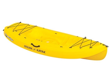 Ocean Kayal Frenzy, small kayak, kayak for beginners, family kayak
