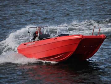 Pioner Multi boat for sale, Pioner multi small boat for sale, Pioner work boat