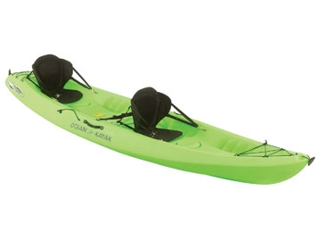 ocean kayak sit on top canoe and kayak, ocean kayak malibu two XL tandem canoe ocean kayak double canoe review and specifications, colours, ocean kayak malibu two best prices for sale in the Uk