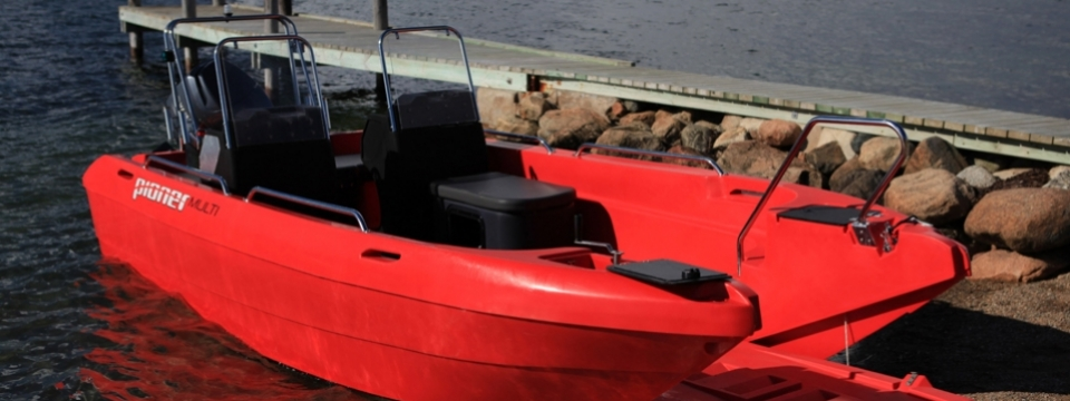 Pioner Multi boat for sale, Pioner multi small boat for sale, Pioner work boat