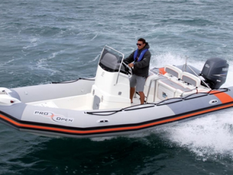Zodaic Pro Open Ribs - 550 & 650 | www penninemarine com