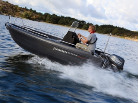 The Pioner Boat Range, Pioner traditionally styled boats for sale, Pioner small boat, Pioner mini boats for sale from Pennine Marine