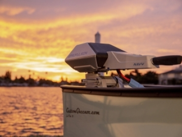 The ePropulsion range of electric outboard engines